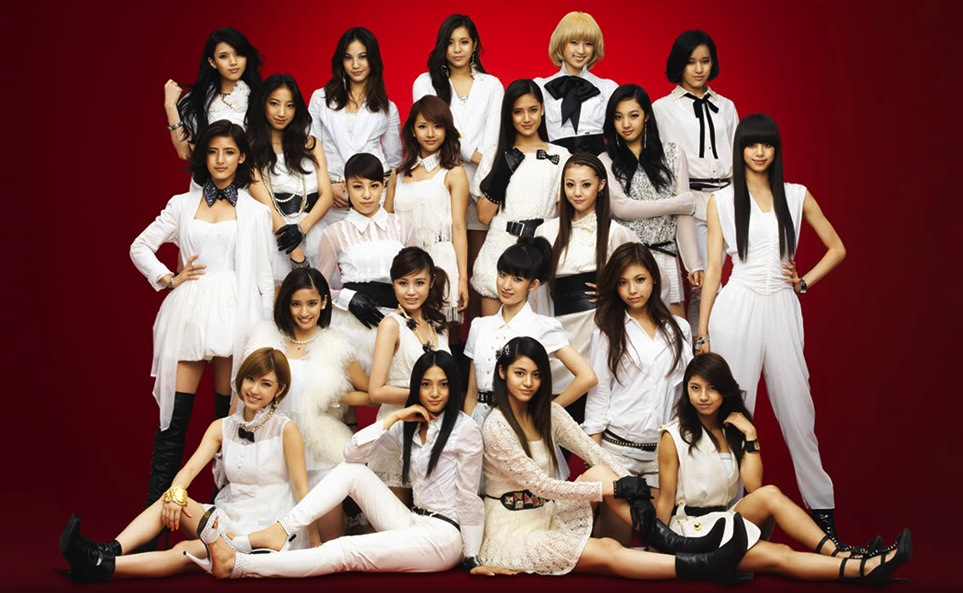 E-Girls, promovendo o single: Celebration!